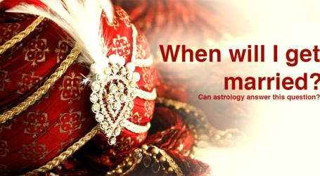 विवाह का समय निर्धारण या विलंब योग को दूर करने का उपाय –