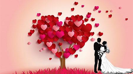 पति-पत्नी के मध्य प्रेम